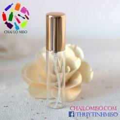 Chai đựng nước hoa tròn 10ml
