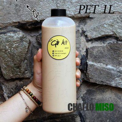 Chai nhựa PET 1000ML 2