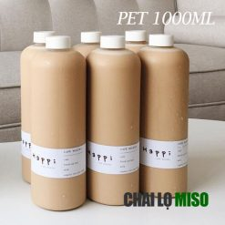 Chai nhựa PET 1000ML