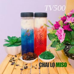 Chai nhựa PET TV500ml